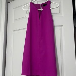 Brand new purple dress from Lulu's